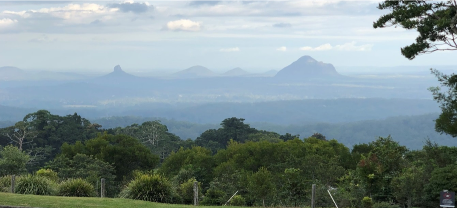 The Blackall Range, Sunshine Coast Hinterland