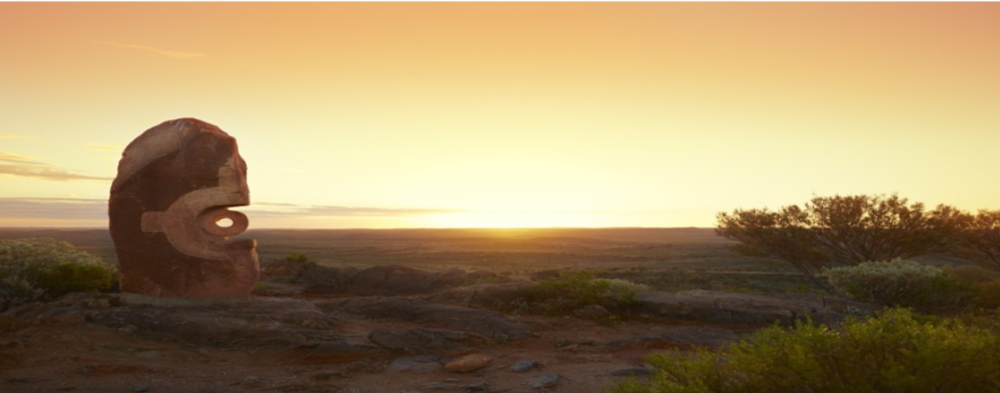 The Living Desert and Sculpture Symposium, Broken Hill, New South Wales