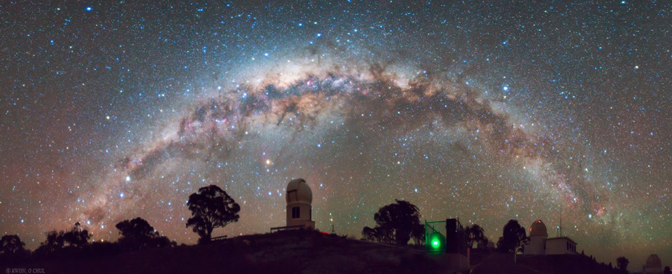 Siding Springs, New South Wales