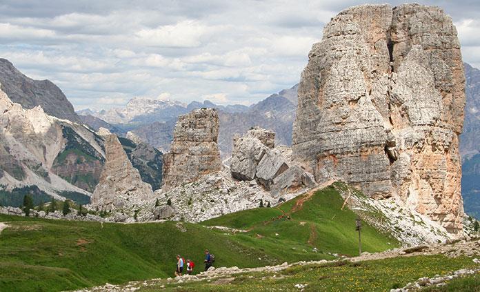 Dolomites Multi-Adventure Tour