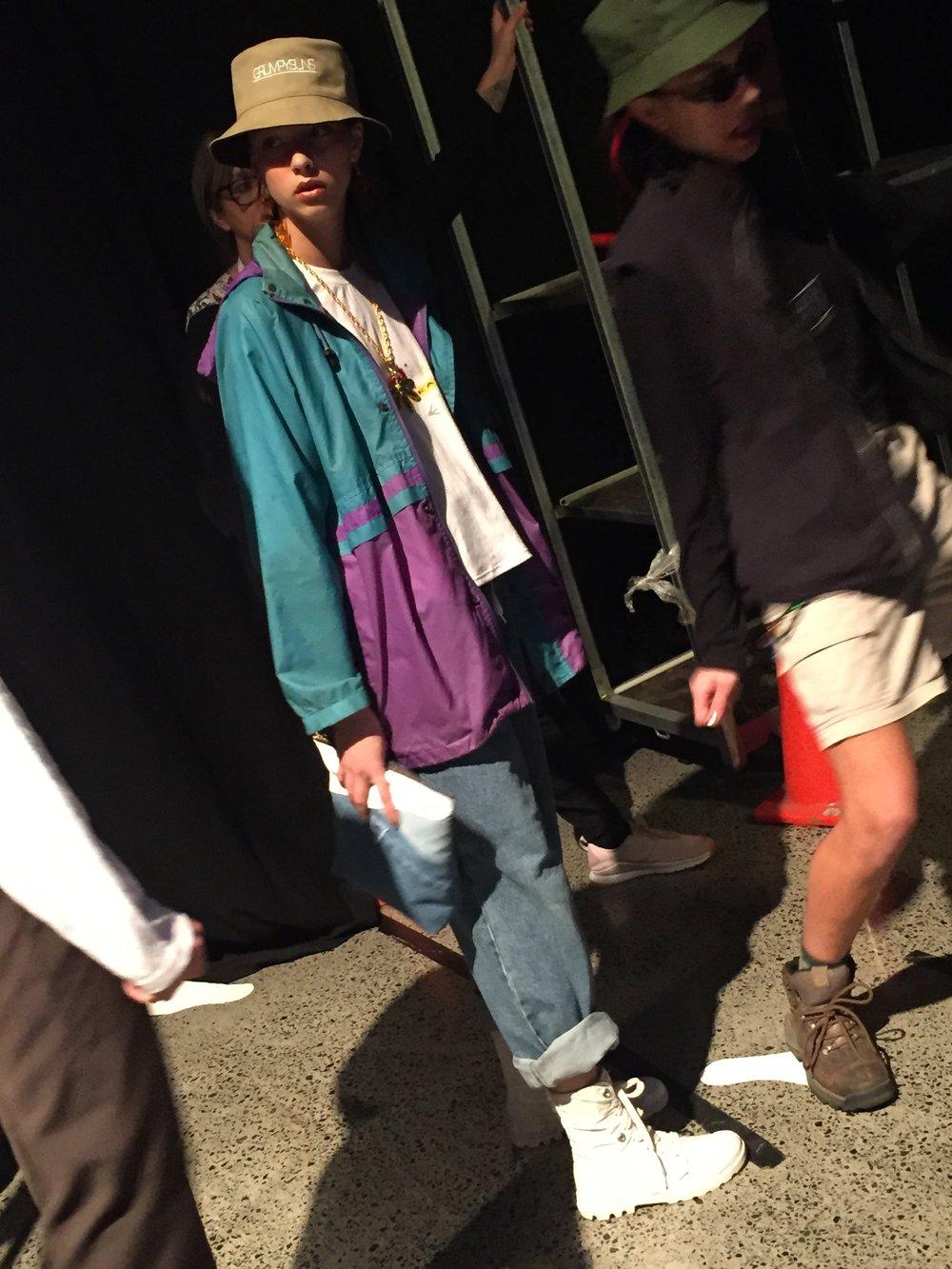 Backstage Amy Phone (34).JPG