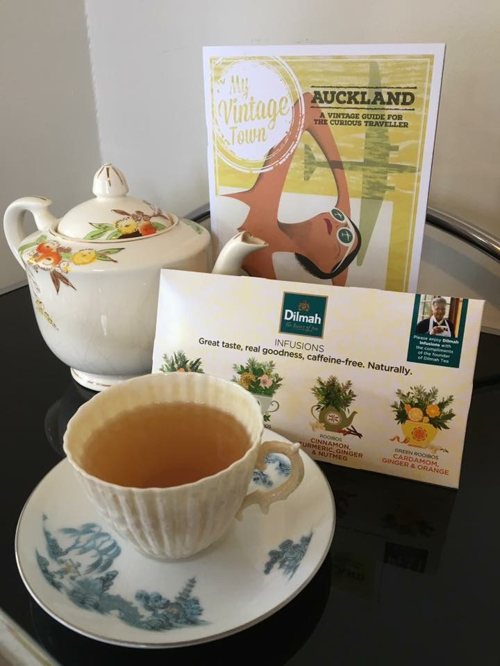 Auckland 'My Vintage Town' guide