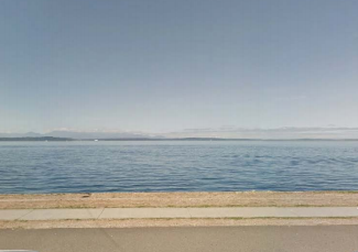 VIEW OF PUGET SOUND FROM 1780 AND 1788 ALKI AVE