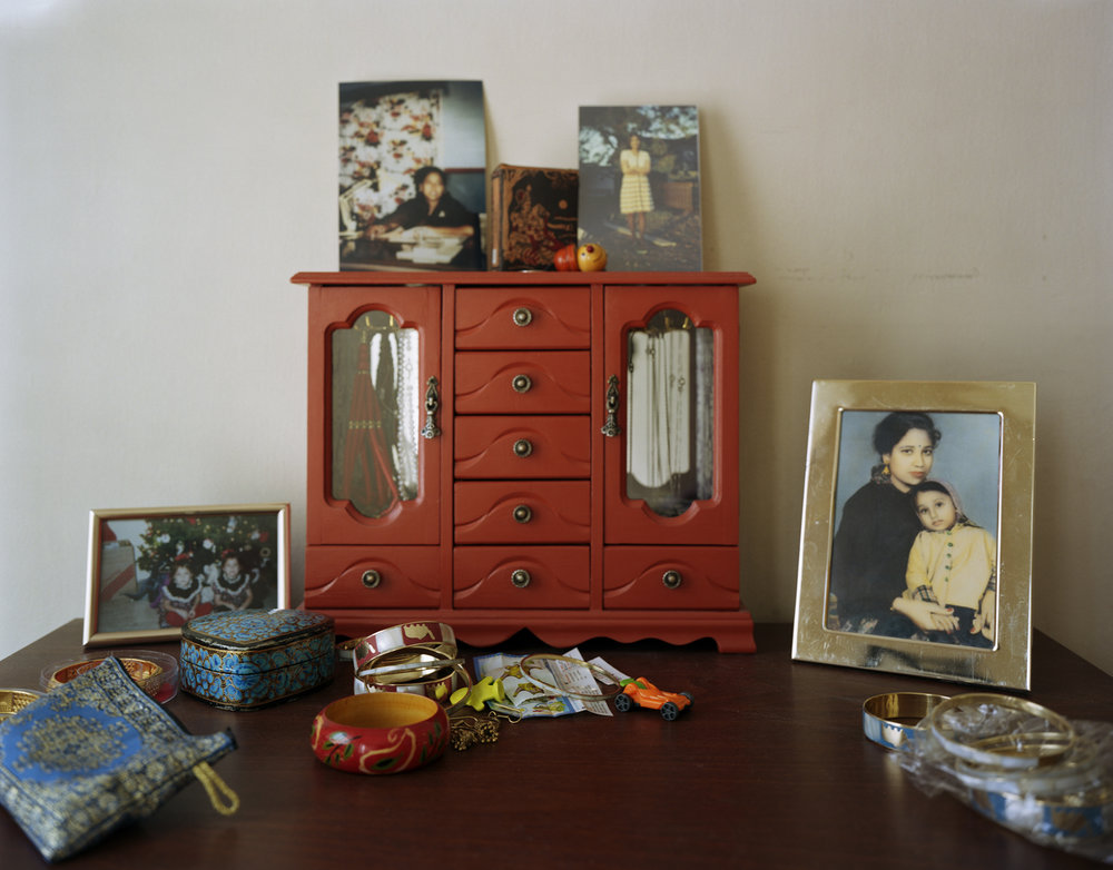 "Home of a Martyr #8 . Chromogenic color print. 24""x20"". 2014."