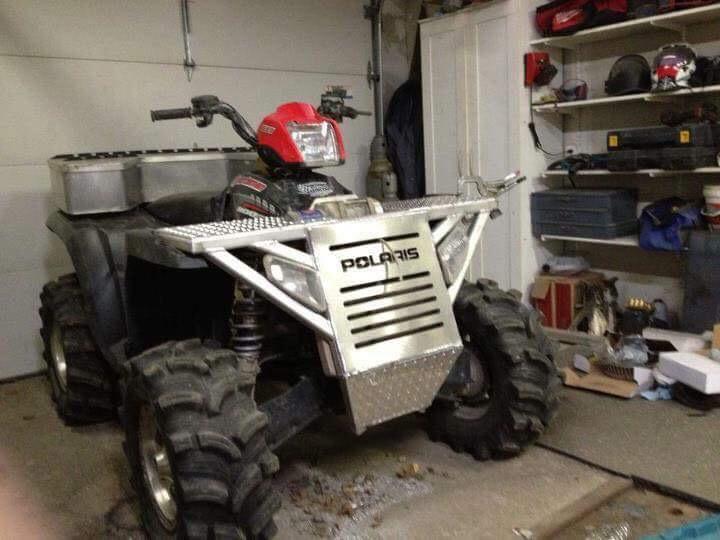 ATV GRILLE -