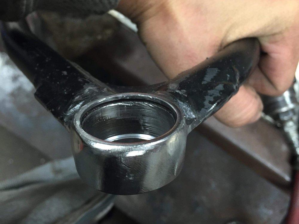 Equipment Repair -