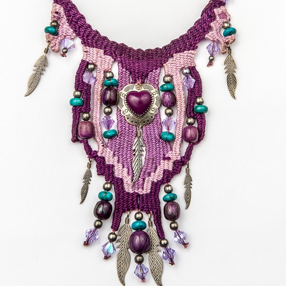 jewel white purple heart - Simply Enchanted Living - Rhianne Newlahnd - Sedona Arizona (1).jpg