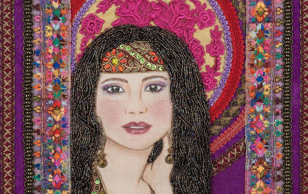collage gypsy soul - Simply Enchanted Living - Rhianne Newlahnd - Sedona Arizona.jpg