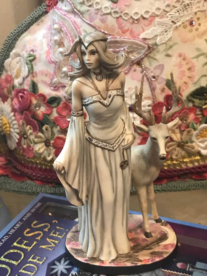 Diana, Goddess of the Hunt