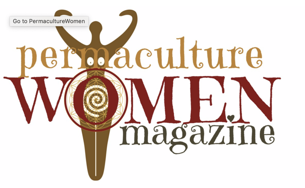 """Emergent Herbalism;   plants, people, and culture""   ,  Permaculture Women's Magazine, October 8, 2018"
