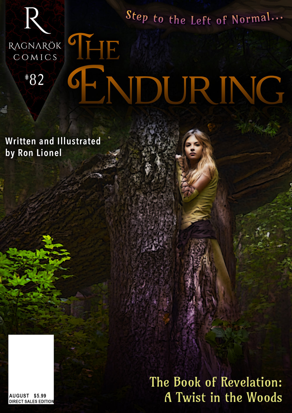 The Enduring #82 (third printing)