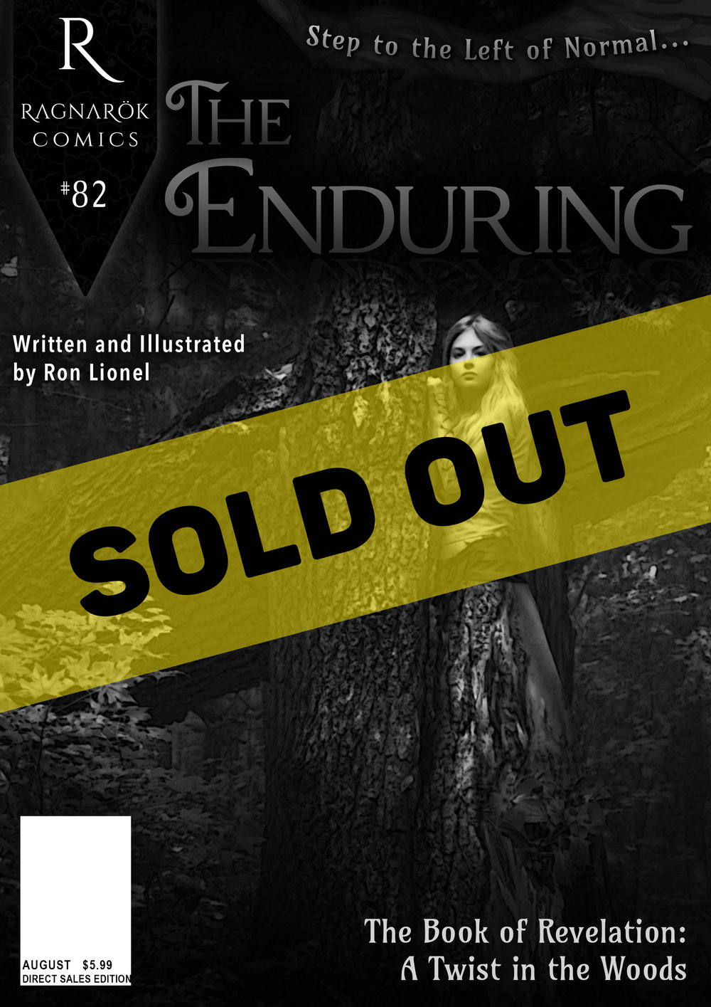 The Enduring #82 (second printing)