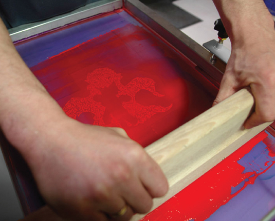 Tommy Bahama | Screen Printing