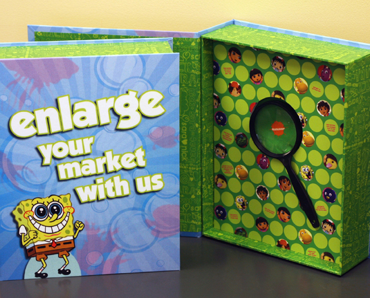 Nickelodeon | Promotional Packaging