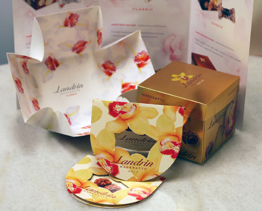 Landrin Chocolate | Consumer Packaging