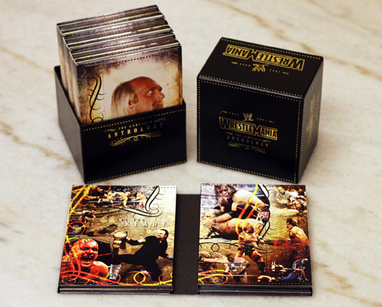 Wrestle Mania Gift set