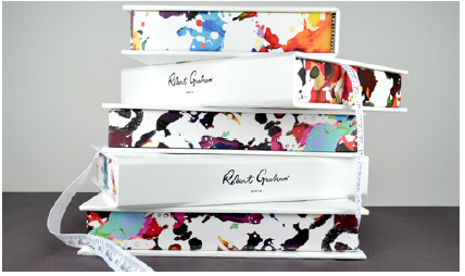 Robert Graham | Promotional Packaging
