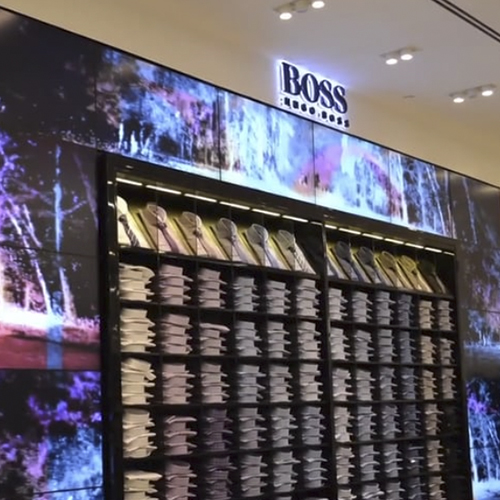 Hugo Boss Herald Square