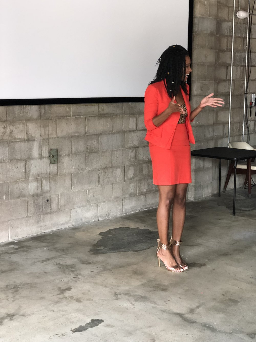 Keynote Speaker, Panelist, Moderator - I lead engaging learning experiences for audiences on topics including corporate and civic leadership and professional development.