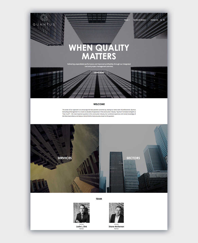 Quantus Consulting & Management