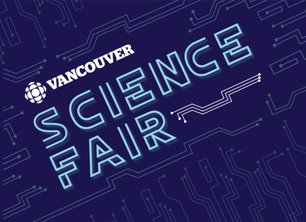 Branding and graphic design for CBC Vancouver Science Fair