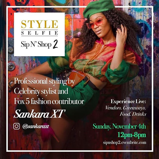 Join me today!!!!! One lucky winner will be styled by me!!!! cc: @styleyourselfie
