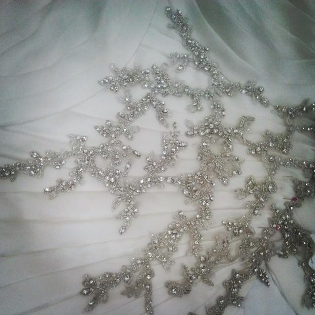 101 - custom bridal gown short dress jumpsuit houston online color wedding dresses.jpg