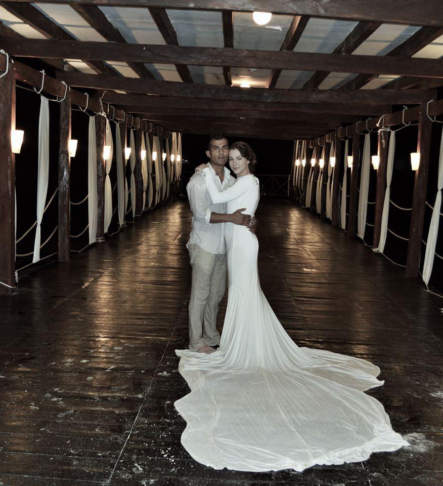 120 - custom bridal gown short dress jumpsuit houston online color wedding dresses.jpg