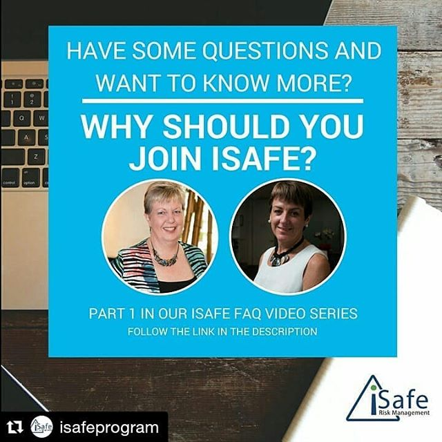 Follow the link in the @isafeprogram to learn more!  #Repost @isafeprogram (@get_repost) ・・・ The first video in our iSafe FAQ series is now ready to view!  To learn from Dianne Gibert and @apscoaustralia 's Julie Mills about the benefits iSafe can bring to your organisation and why #recruiters and #labourhire personnel should get involved in iSafe, follow the link in our bio!