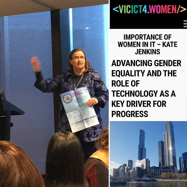 Last week Dianne Gibert attended an event, hosted by the inspiring Kate Jenkins, which focused on the importance of women in IT.  Information Technology is so important in the progression and growth of businesses and women have a lot to offer this industry. 