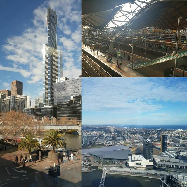 Alicja Gardini was attending an iSafe meeting last week and took a moment to shoot some lovely photos of #Melbourne. How do you keep calm on busy days?  To learn about how our @isafeprogram can bring you peace of mind, visit www.isafe.net.au  #Melbourne #safety #mondaymotivation #recruitment #contractors #business