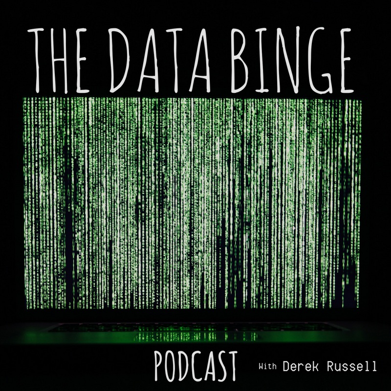 - The Data Binge Podcast is a library of ongoing conversations on how businesses should be positioning cloud, AI and other data driven tech, across various industry verticals. If you're an employee, customer, tech enthusiast, or an investor looking to learn more about the cloud market, your going to be really pumped on the content.