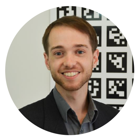 ANDREW REITER    Co-Founder, Technical Fellow  Draper Laboratory | Harvard, MS Robotics | Northwestern University, BS Chemical Engineering