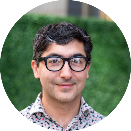 ALI MOMENI    Design & User Experience  Associate Professor of Interactive Art and Computational Design | Carnegie Mellon University PhD in Computer Music | UC Berkeley BA in Physics and Music | Swarthmore College