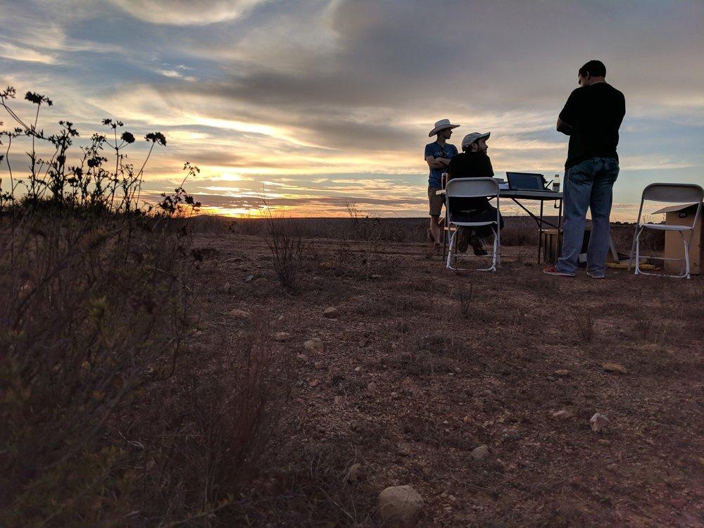 Field Testing Nova
