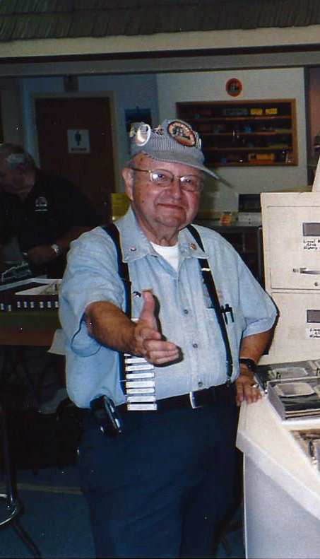 MLRRC founder Jerry Brettschneider.