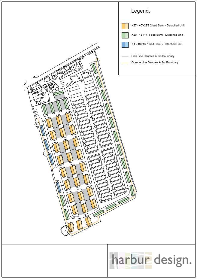 Copy of Park home rental development