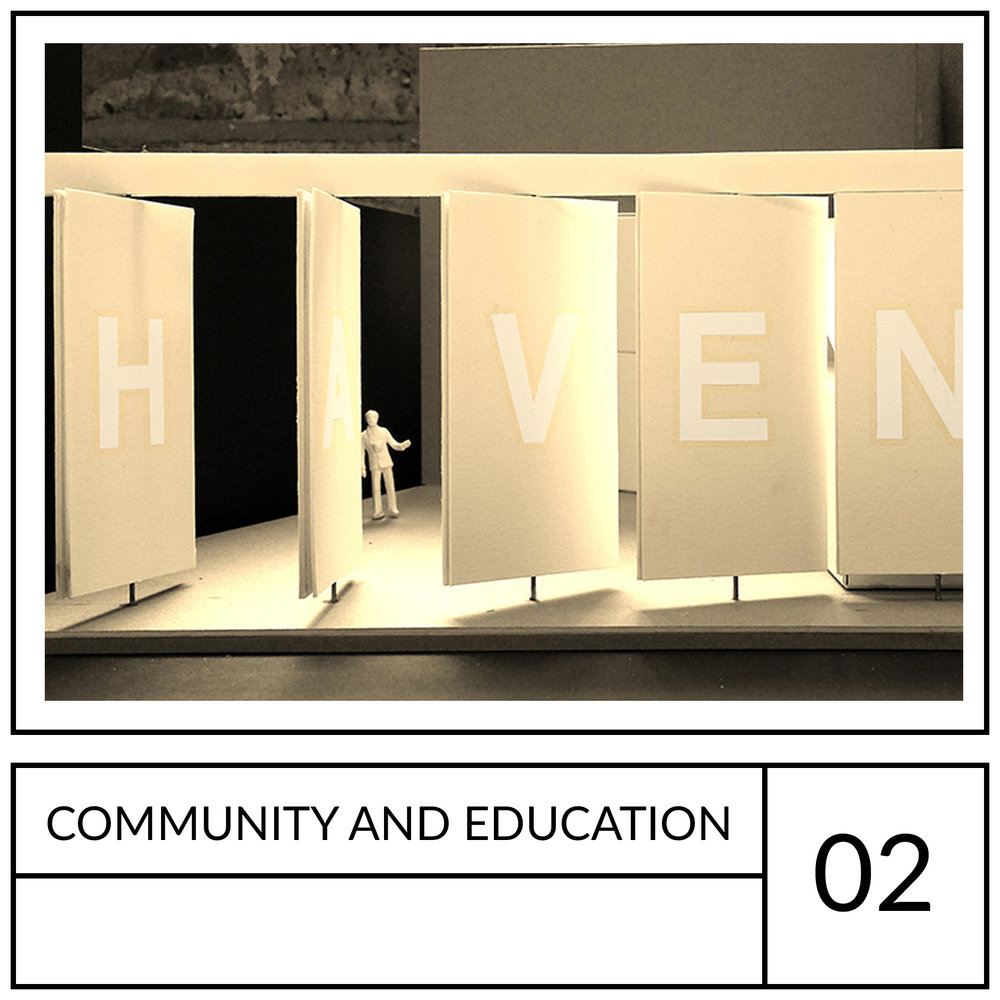 Copy of Community and education