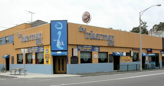 Inkerman Hotel 2004