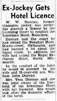THE AGE (Melbourne)  Tuesday 28 March, 1950
