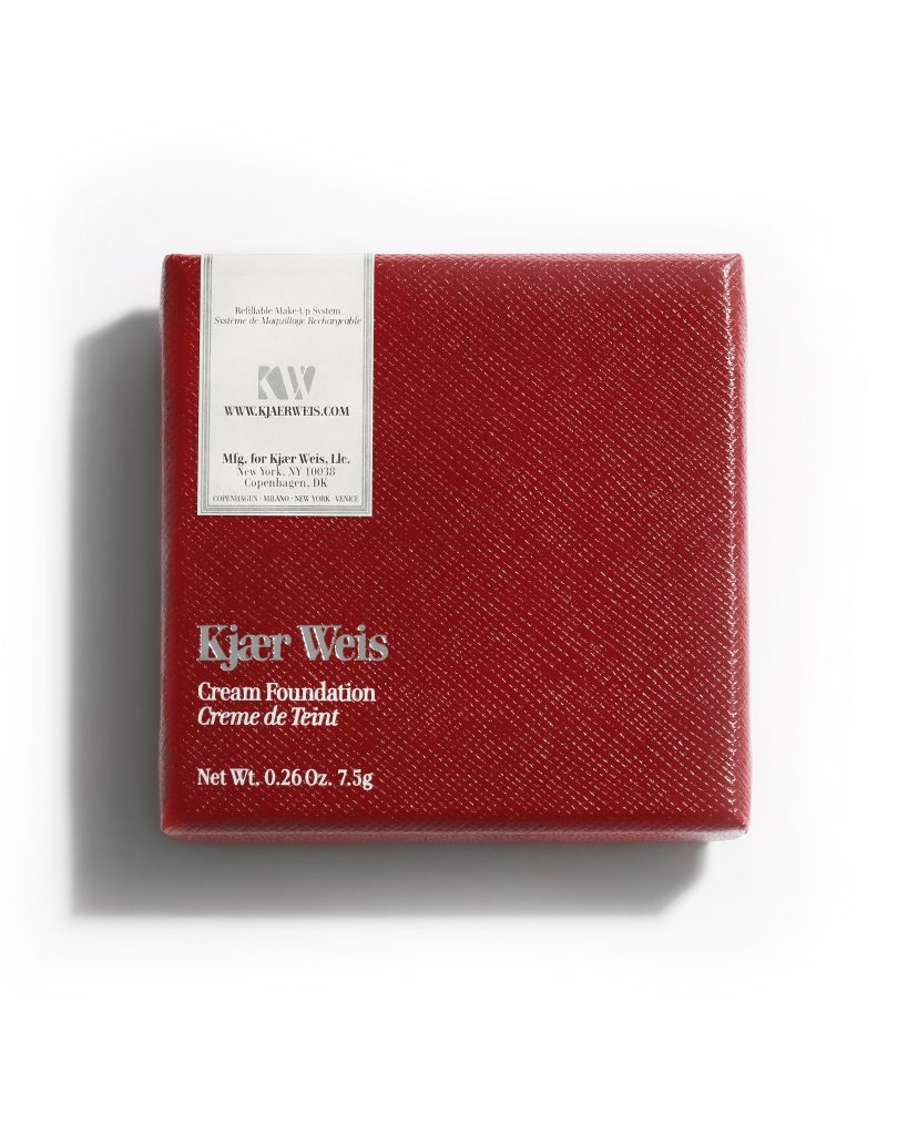 Kjaer Weis  - Foundation box