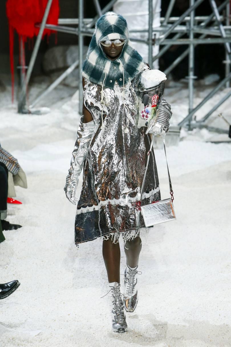 Calvin Klein 205W39NYC. Kuva: Vogue.com