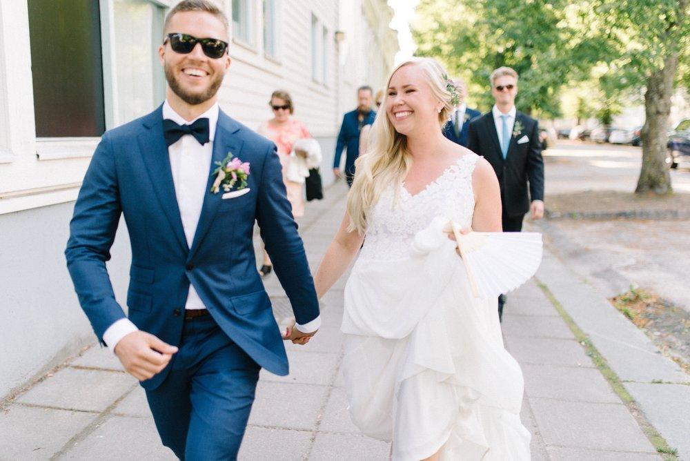 Kuvat:  Susanna Nordvall  Kimppu:  Flowr  Silkkinauhat kimpussa:  Aino