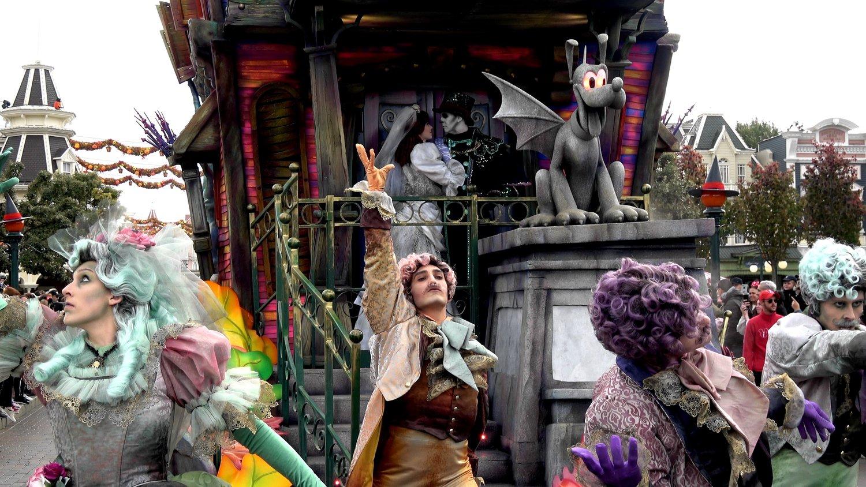 halloween parade 2018 full version in 4k multi angle at disneyland
