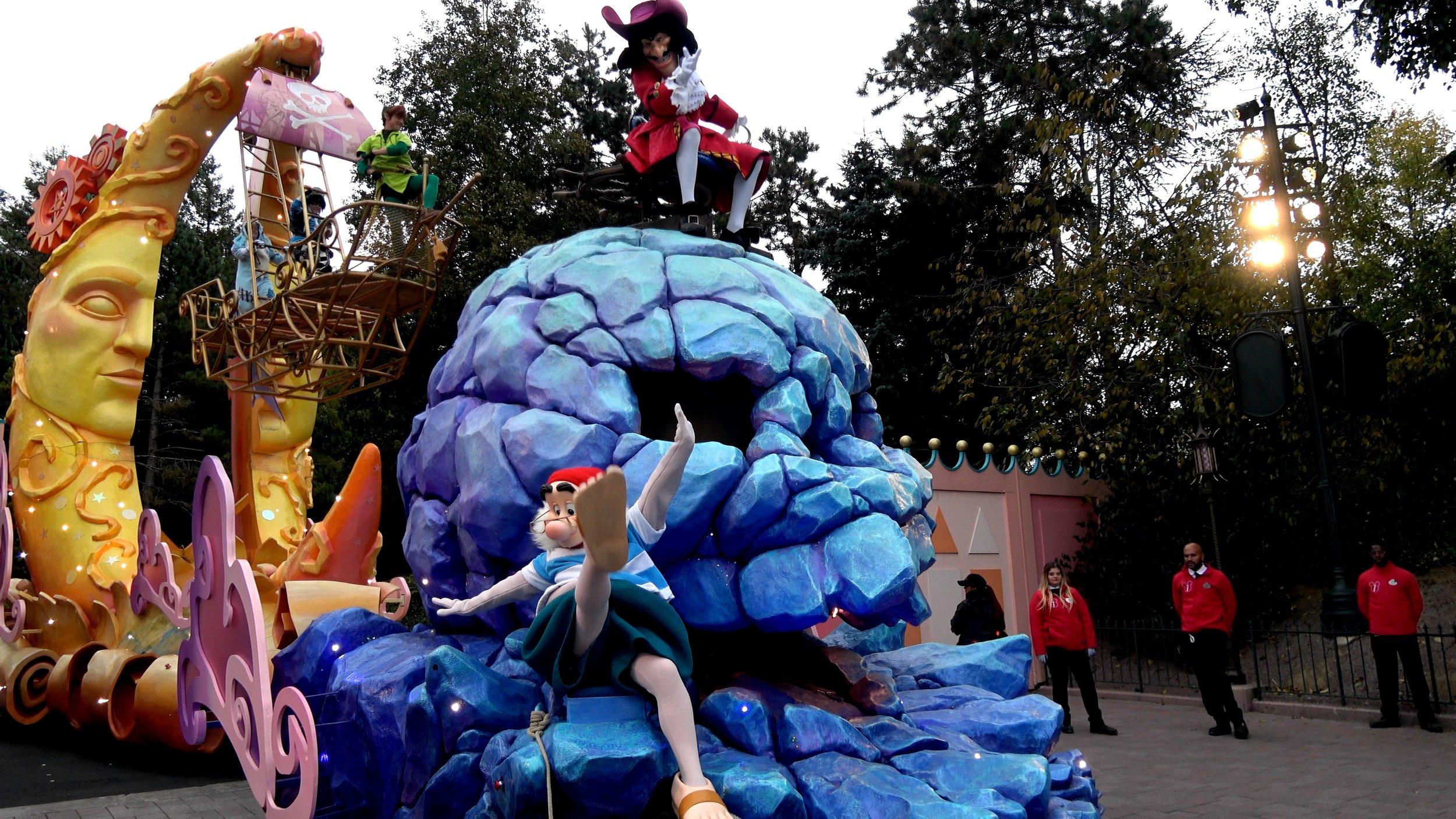 Disneyland paris porn