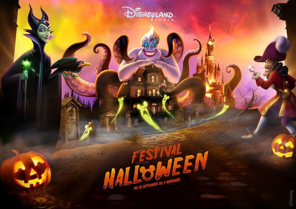 Saison Halloween Disneyland Paris 2019.Halloween Takes On A New Guise At Disneyland Paris From 28