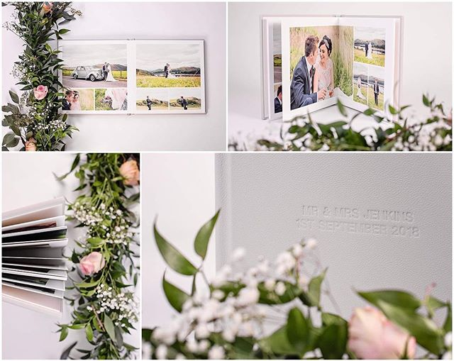 Absolutely loved this wedding. I'm so glad they chose to have an album as to see the story unfold in a book.... to keep forever is so magical. This Mist leather @fineartalbums Folio Album is my favourite colour this year with their names and wedding date embossed. The perfect memorabilia from your wonderful wedding . . . #wedding #weddingday #weddingphotography #weddingphotographer #weddingalbum #love #folio #weddingmoments