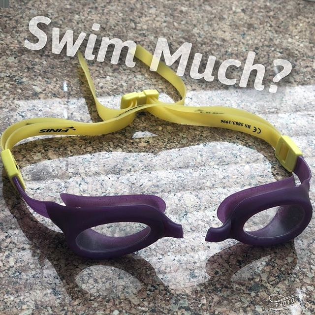 Would Duct Tape work? 😏 #SwimLife #Finis #WorldsBest