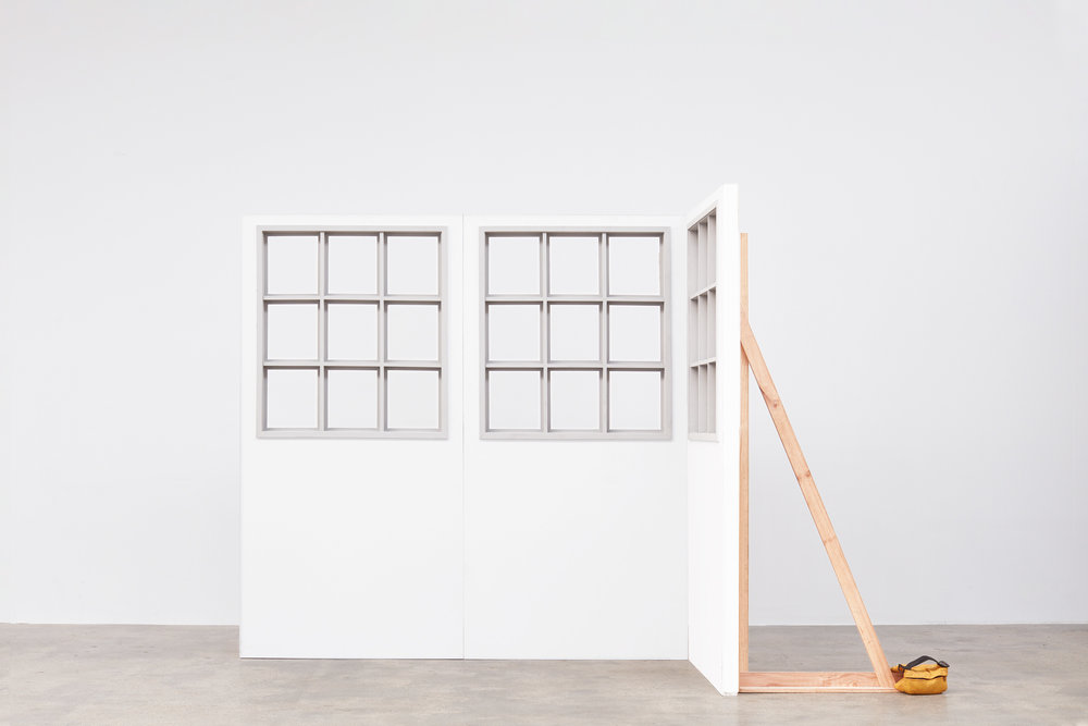 4 X 8 (DOUBLE) + 4 X 8 (SINGLE) RETURN NON-CANVAS WINDOWS