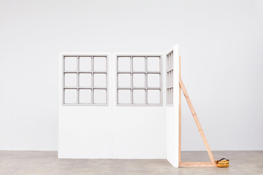 4 X 8 (DOUBLE) + 4 X 8 (SINGLE) RETURN NON-CANVAS WINDOWS